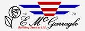 E McGarragle Building Services Logo